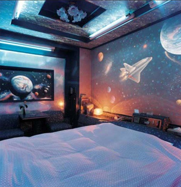 The 25+ best Space theme bedroom ideas on Pinterest | Boys space ...