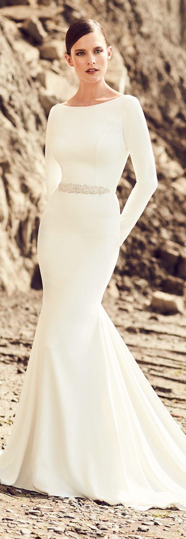 Best 25+ Elegant wedding dress ideas on Pinterest | Wedding ...
