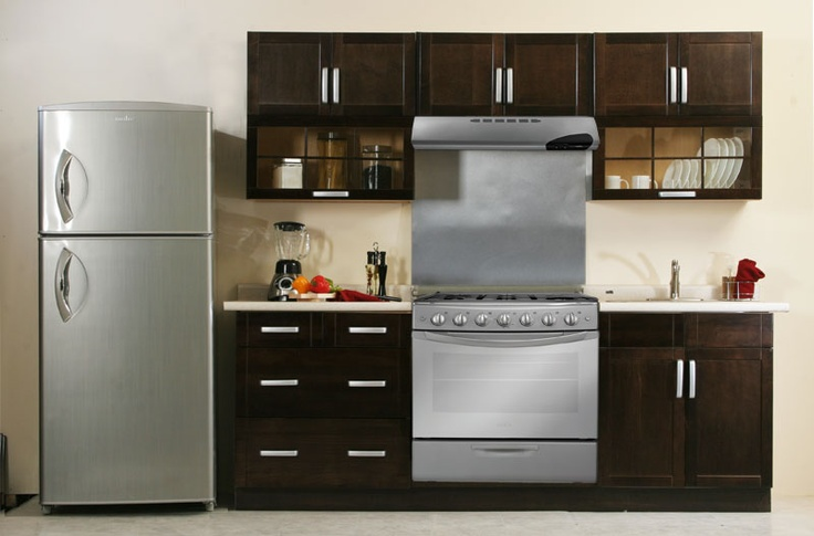 Tener una cocina pequeña ya no sinónimo es de austera.