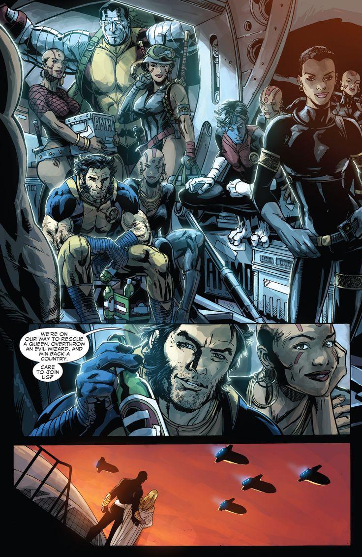 Bacakomik | Baca komik Doomwar Chapter 001