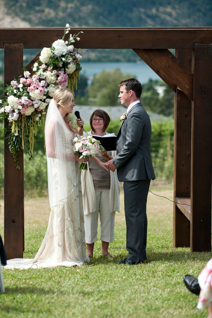 Photography: Tara Whittaker Photography   tarawhittaker.com Bridesmaids' Dresses: Jim Hjelm   jlmcouture.com Floral Design: Classic Creations Floral Design   classiccreationsfd.com Groom's Attire: Vera Wang   verawang.com Groomsmen's Attire: Vera Wang   verawang.com   View more: http://stylemepretty.com/vault/gallery/24092