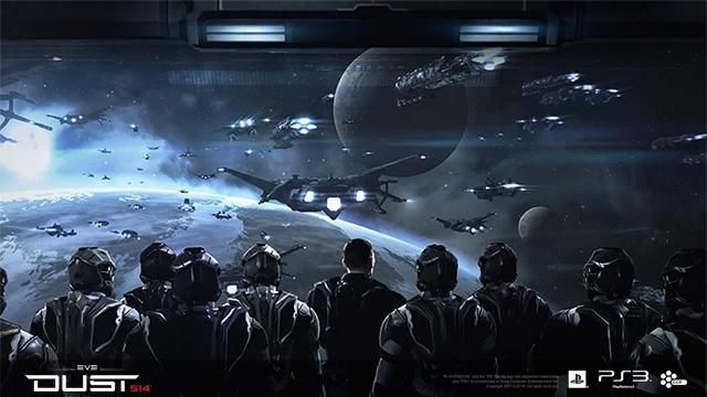 Dust 514 player corporations will be able to conquer planets with the upcoming expansion later this year. #dust514