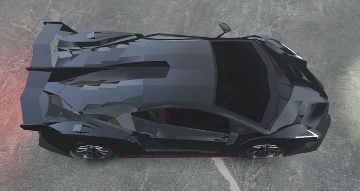 Lamborghini Veneno for GTA 4