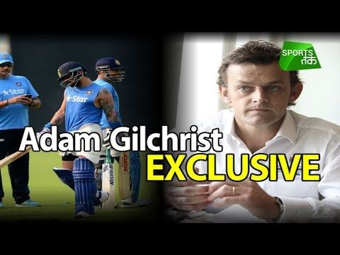 Gilchrist Gets Going On Kohli | Exclusive Interview | Sports Tak