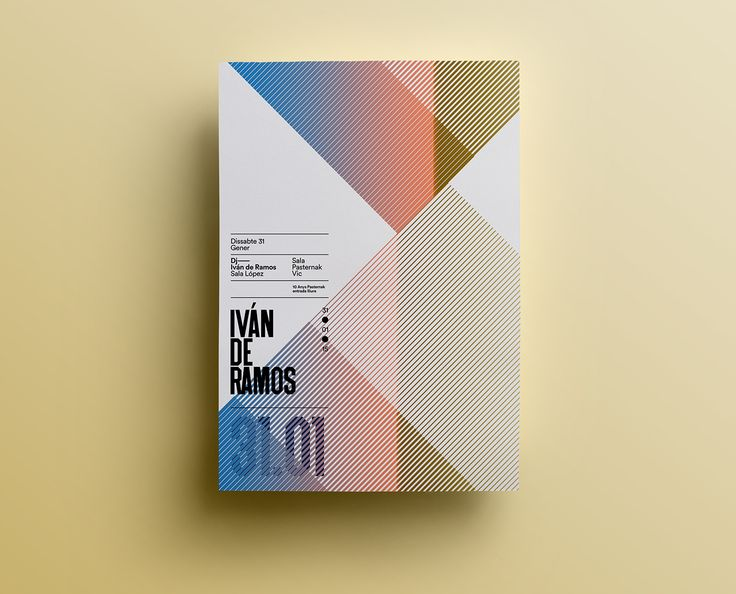 By Quim Marin #poster #typo #typography #design