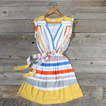 Sunnyslope Dress.. cute swim coverup