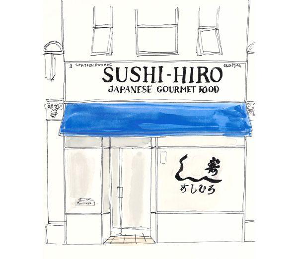 sushi hiro london by gattobravo