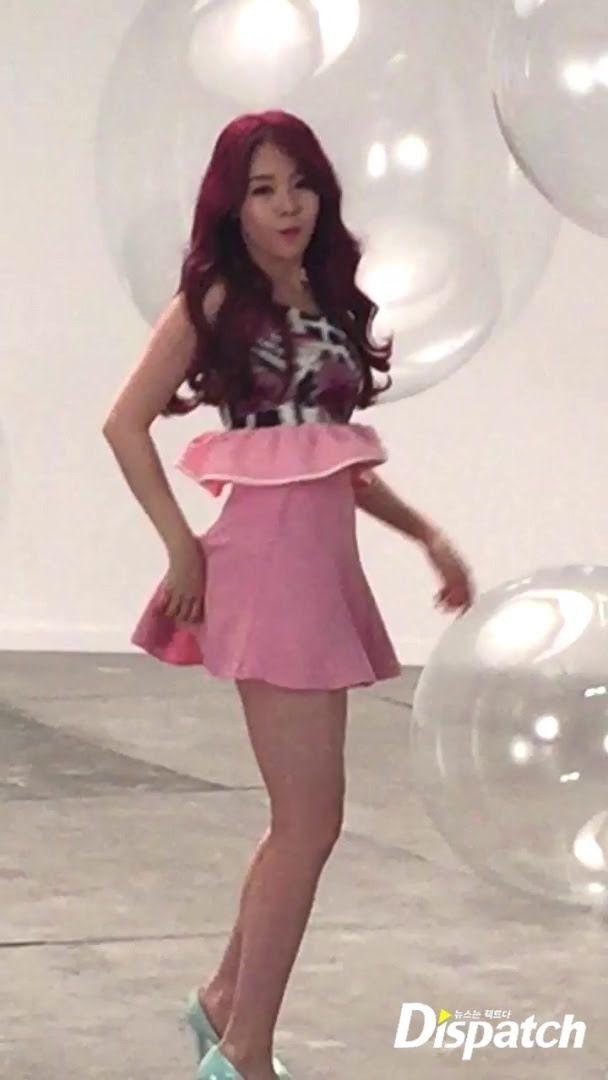 버블버블댄스 Hello Bubble Dance Girl's Day Minah Yura Hyeri Sojin 헬로버블 걸스데이