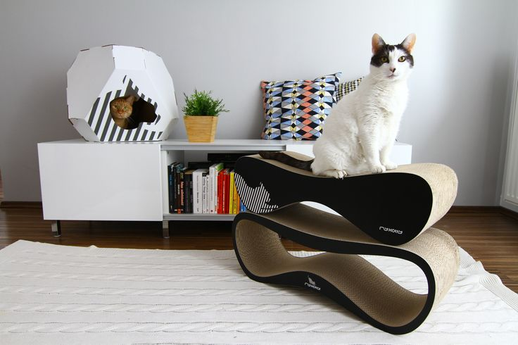 design kratzbaum modernes design katzenm bel von mykotty design for cats. Black Bedroom Furniture Sets. Home Design Ideas