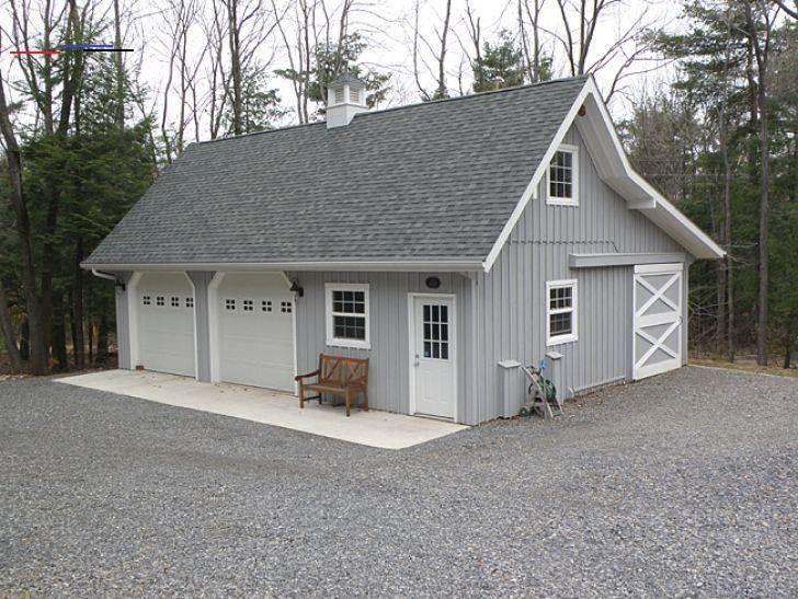 Polebarngarage Barn Garage Plans Pole Barn Garage Detached Garage Cost