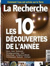 La Recherche n°507 de janvier 2016. A la BU : http://catalogue.univ-lille1.fr/F/?func=find-b&find_code=SYS&adjacent=N&local_base=LIL01&request=000208301