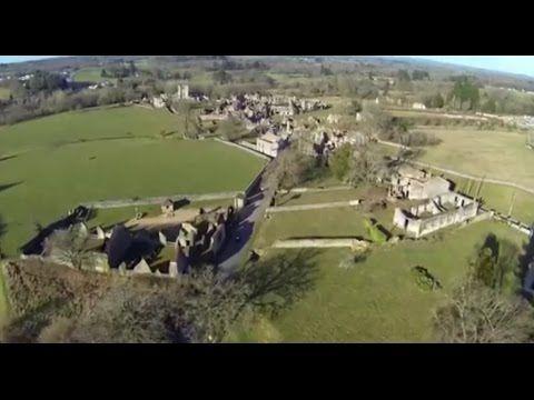 Kisah kota hantu Oradour sur Glane - Perancis yang menyeramkan, bukti ke...