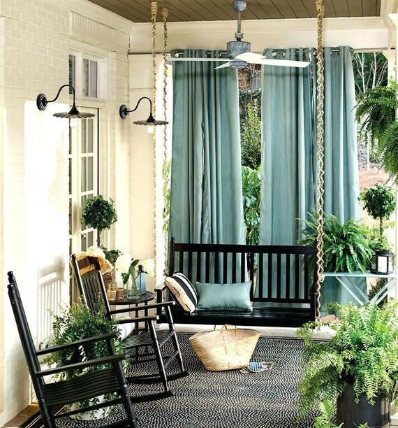 Pin On Patio Curtains