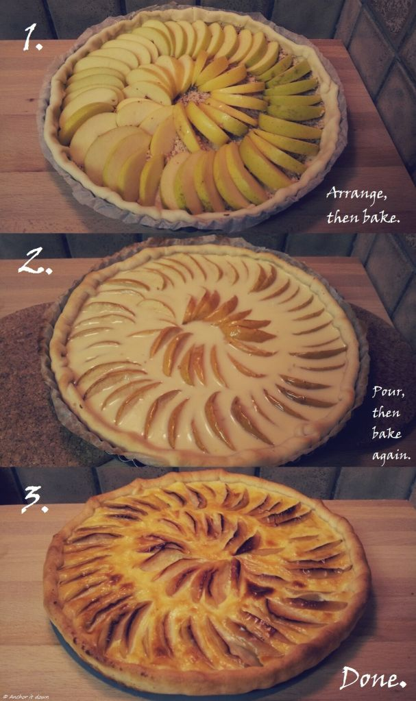 The Swiss have a thing for tarts, and I love them for it. The apple tart (Apfelwähe, in German) has got to be the most popular type, and luckily it's my favourite too.The Apfelwähe is so popu…