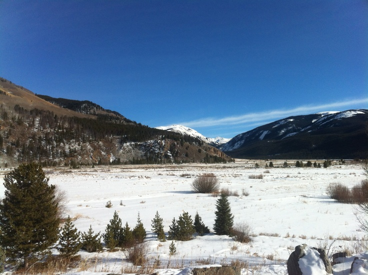 The training base for the 10th Mountain Division.