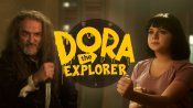 Dora the Explorer and the Destiny Medallion (Part 1)  Seriously hilarious, love the Dora skits with Ariel Winter