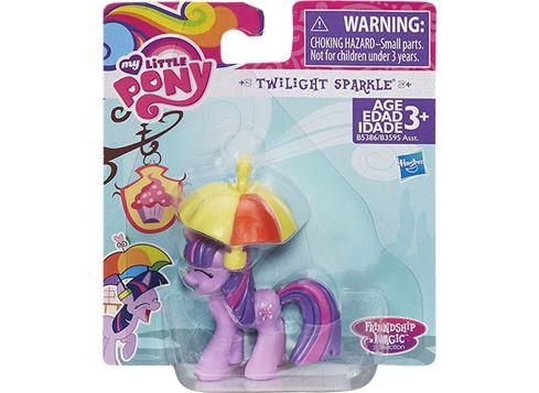 MY LITTLE PONY Ystävyyden taikaa -hahmo Twilight Sparkle
