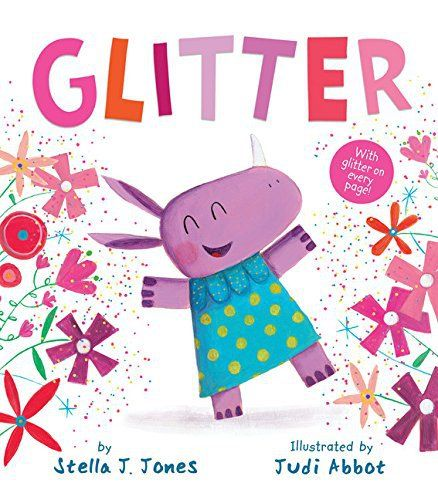 #kidlit Book of the Day: Glitter @tigertalesbooks