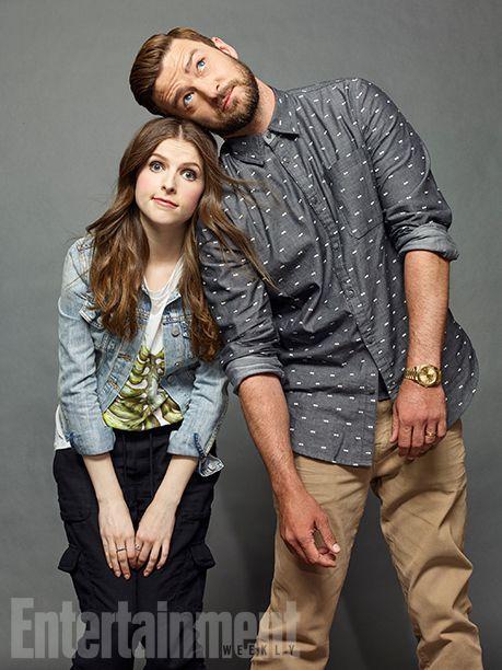 Comic-Con 2016 Star Portraits: Day 1 | Anna Kendrick and Justin Timberlake, 'Trolls' | EW.com