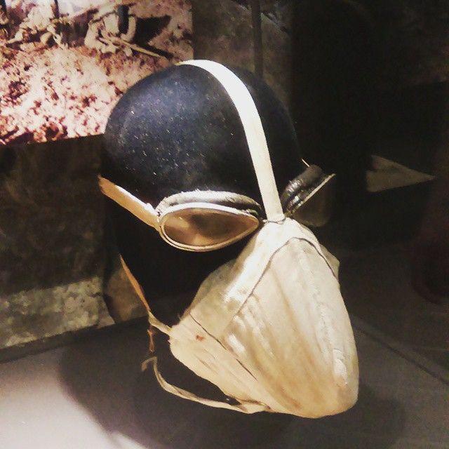 #mulpix Gas mask from 1. World War  #gasmask  #firstworldwar  #museum  #Gorica  #Italy  #thepricewepay  #bettleofsoca  #slovenia  #avstriahungary  #solder