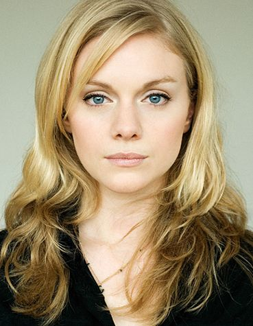 I think she's pretty.....when's she smiles anyway! Christina Cole people!