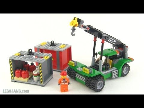 LEGO City 7994 Harbor review! - YouTube