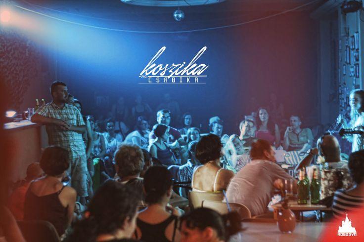 Koszika @ Moszkva Café #Oradea