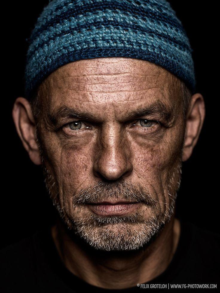 ♂ man portrait face Dieter Gutfried | Saxophonist