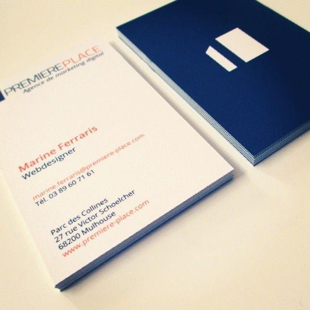 #BusinessCard - Première Place - Digital marketing Agency - France - http://www.premiere-place.com/
