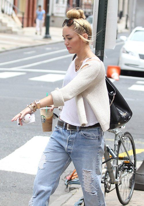 Effortless Street Style