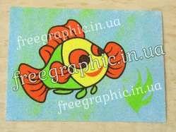 трафареты для цветного песка украина, песочная картинка