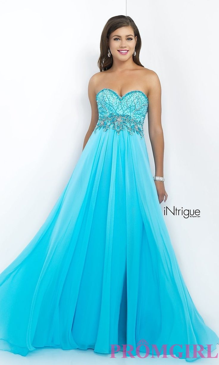 214 best Prom / Formal * Blue Dresses images on Pinterest | Formal ...