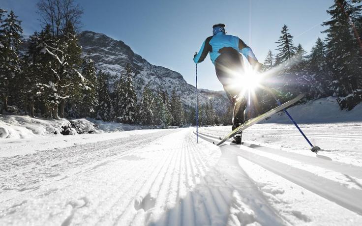 Wintersport, Langlaufen, Langlauf, Tirol, Skating, Skaten, Nordic, Nordic Walking