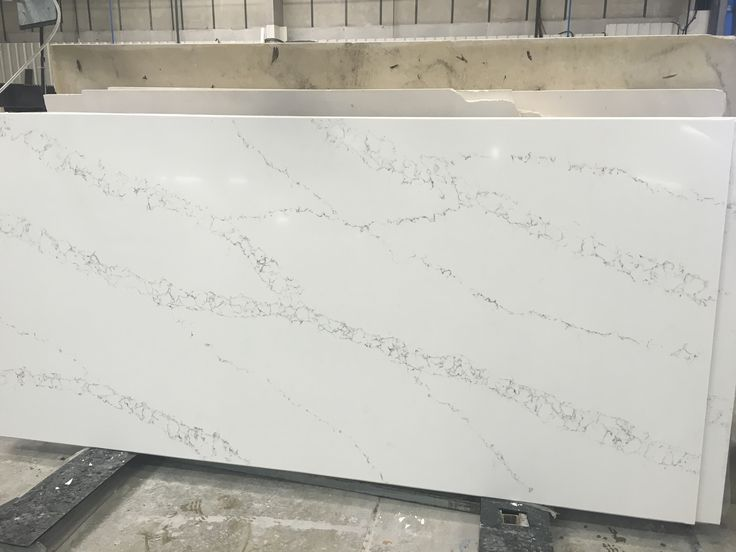Statuario effect quartz. This marble effect quartz is right on trend and is ideal for kitchen worktops and bespoke bathrooms.