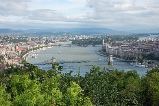 Budapest on the Danube