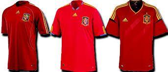 Resultado de imagen para camiseta seleccion española 2008