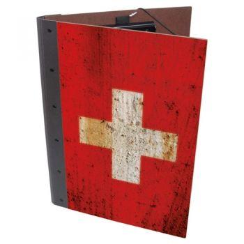 """Werkhaus Shop - Photomappe - 146 """"Flagge Schweiz"""""""