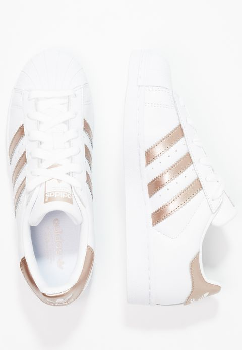 SUPERSTAR Baskets basses footwear whitecyber metallic