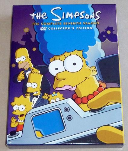 The Simpsons - Season 7 (DVD, 2009, 4-Disc Set) LIKE NEW @eBay! http://r.ebay.com/XBCAZB