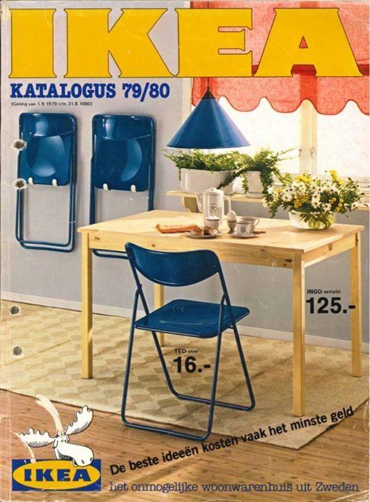Ikea catalogus 1979/1980