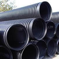 Corrugated Double wall (Smooth Interior) Pipe, Corrugated ...