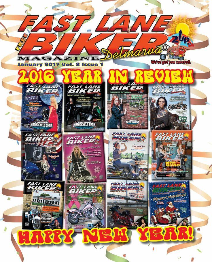 37 best Fast Lane Biker Magazine Delmarva Covers images on ...