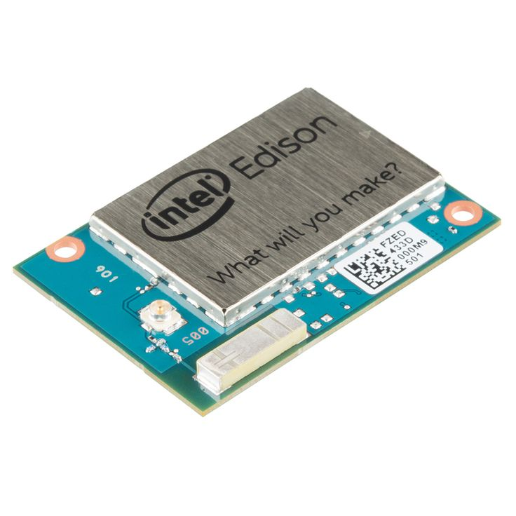 The Intel® Edison is an ultra small computing platform that will change the way you look at embedded electronics.