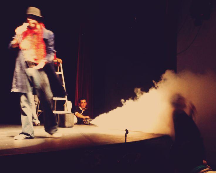 """""""Cine Horror"""" 1er. Temporada #TeatroLegaria #MusicalTheater"""