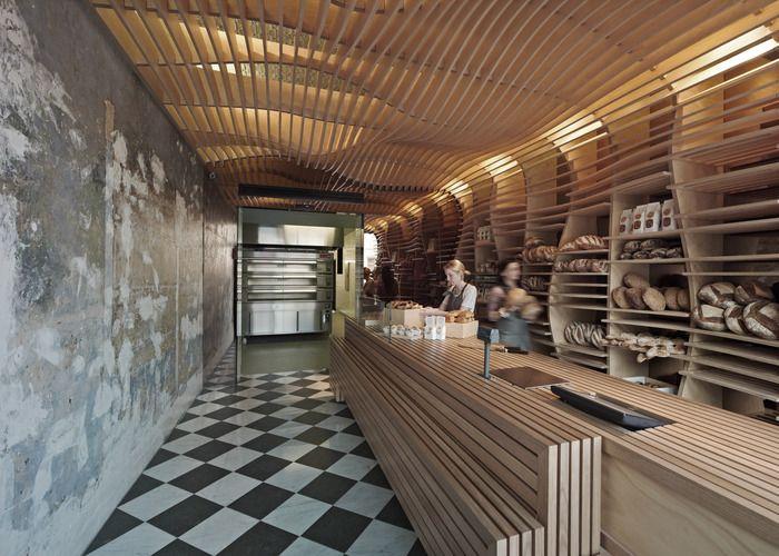 Baker D. Chirico (Melbourne, Australia) / March Studio - Restaurant & Bar Design
