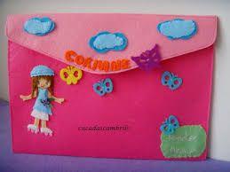 Resultado de imagen para portafolios creativos para preescolar paso a paso