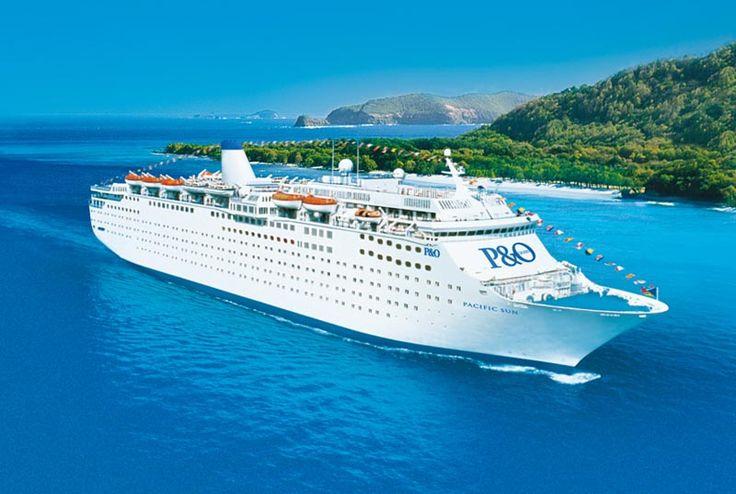 P Cruise - Pacific Sun :)