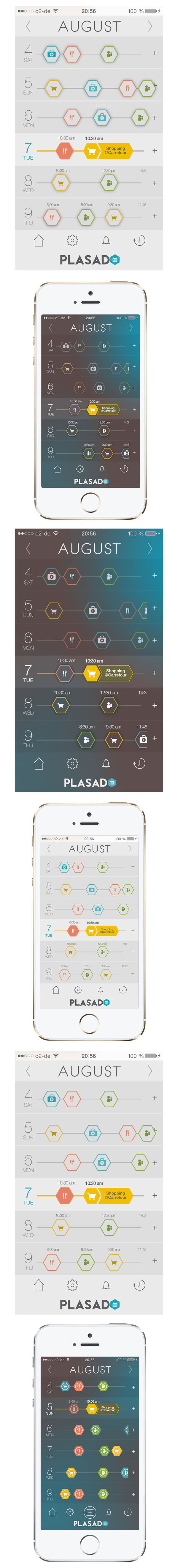 Mobile UI Design Inspiration #mobile #ui #design pinterest.com/alextcsung/
