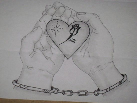 corazones para dibujar de amor a lapiz , Buscar con Google