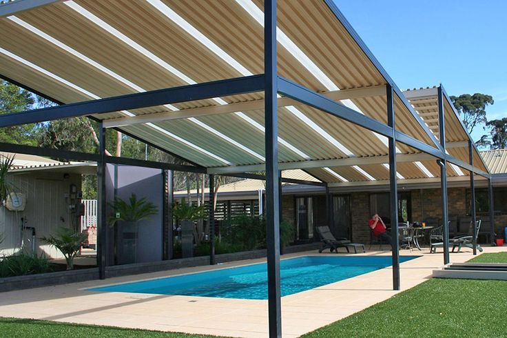 Enjoy the space & freedom to relax, entertain & play with a Spanline patio or verandah. With our range of styles you can mix & match to create a unique design that is perfect for you & your home.